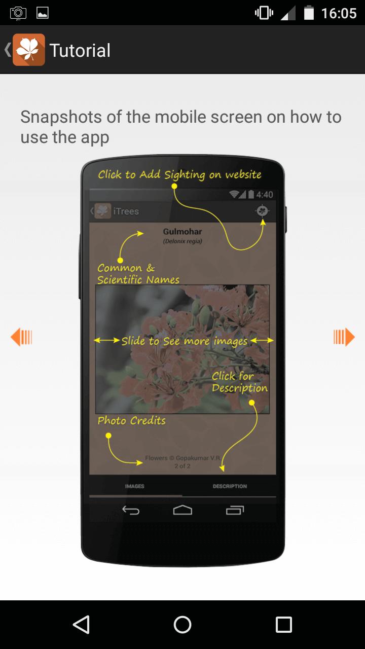 iNaturewatch app