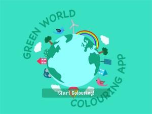 Green World app