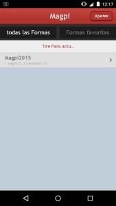 Magpi app
