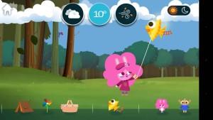 MarcoPolo Clima app