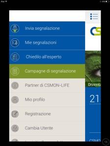 CSMON LIFE app