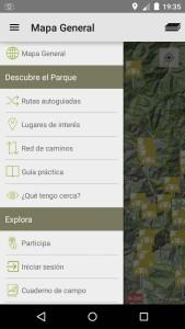 Parque Natural del Alt Pirineu app