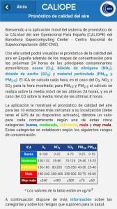 Caliope app