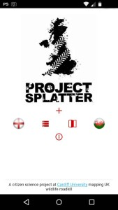 Project Splatter app