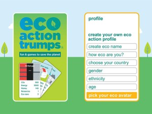 Eco Action Games app