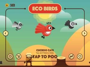 Eco Birds app