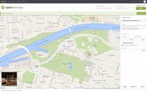OpenTreeMap webapp