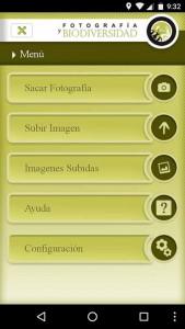 Biodiversidad Virtual app