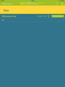 ESII Tool app