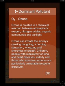 BreezoMeter app