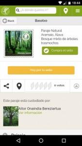 Landscare app