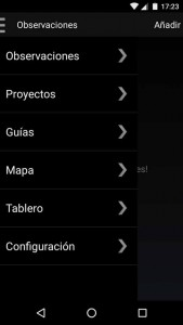 Natusfera app