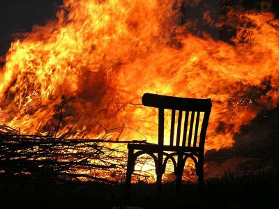 Tecnología contra incendios forestales