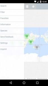 Animal Tracker app