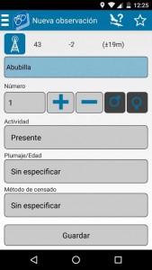 ObsMapp app