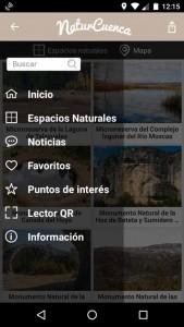 NaturCuenca app