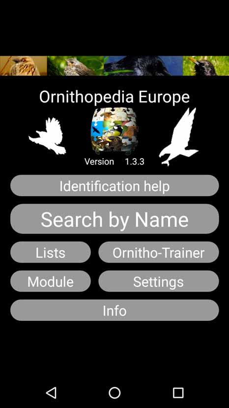 Greenapps&web | Identify European birds with this app