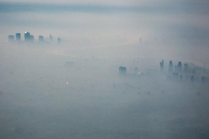 Tecnología, conciencia ciudadana y contaminación