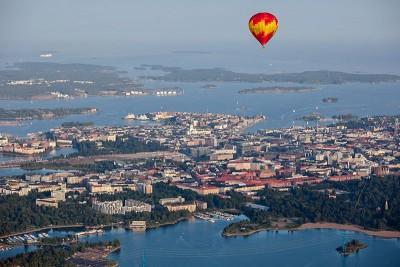 Helsinki, movilidad sostenible en la ciudad