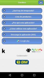 Garaikoa app