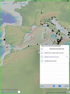 Polar Explorer app