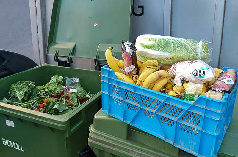 Reducing household food waste with FoodKeeper