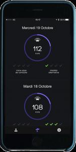 Geco Air app, impacto según los modos de transporte