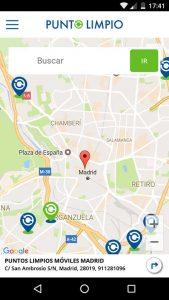 Punto Limpio, una app para tus residuos electrónicos / Punto Limpio, an app for your electronic waste