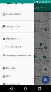 GrowApp, la app para crear un timelapse de las estaciones del año