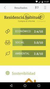 SPE, una app para saber si resides en una casa sustentable