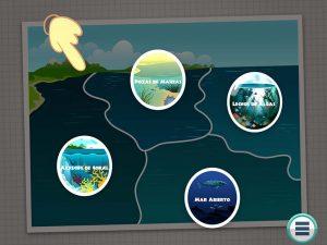 iBiome Ocean, mostrando a los niños qué son los ecosistemas marinos