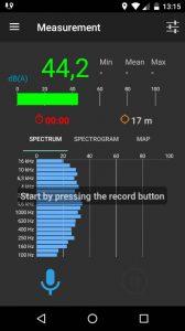 NoiseCapture, a citizen science app to create noise pollution maps