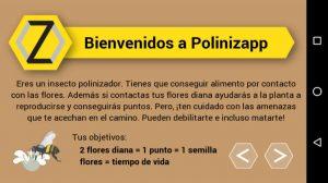 Polinizapp, aprendiendo qué es la polinización de las plantas