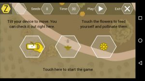 Polinizapp, learning pollination process