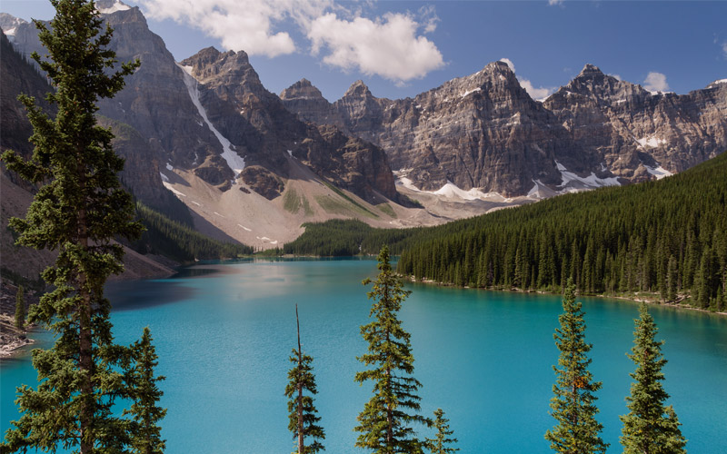 Parks Canada, an app to discover the canadian national parks