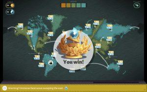 Aquation, una app para aprender a gestionar los recursos hídricos