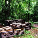 1001 Pallets, an app that shows you multiple possibilities to reuse wooden pallets