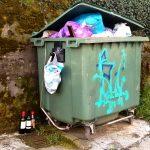 Conoce el nivel de llenado de un contenedor de basura con la app de Sensoneo