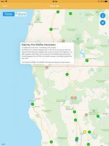 Smoke Sense, analizando las consecuencias de los incendios forestales sobre la salud