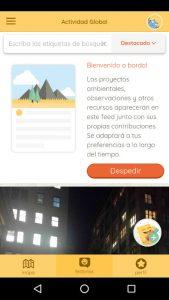 Curio, la app para conocer diferentes tipos de árboles y sus historias